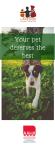 Veterinary Brochure